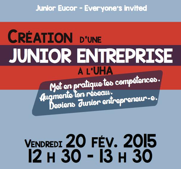 Création Junior UHA